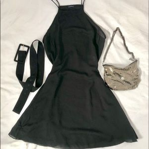Brandy Melville dress!! With free bag and belt
